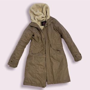 Fall jacket very warm and cozy